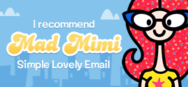 AALBC recommends Mad Mimi Email Marketing